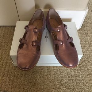 Anthropologie Pilcro and the Letterpress Oxfords
